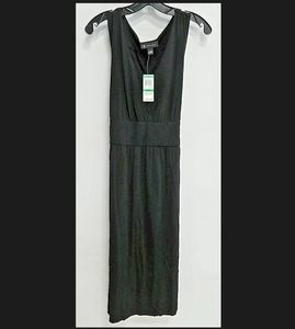 NWT I.N.C. Black Tie Dress